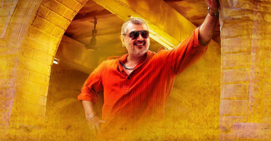 Ajith Thala Latest Stylish Look Mobile Desktop Free Background Mass Hd Img