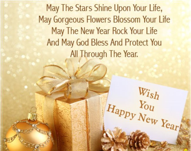 Happy New Year Wallpaper Quotes Download