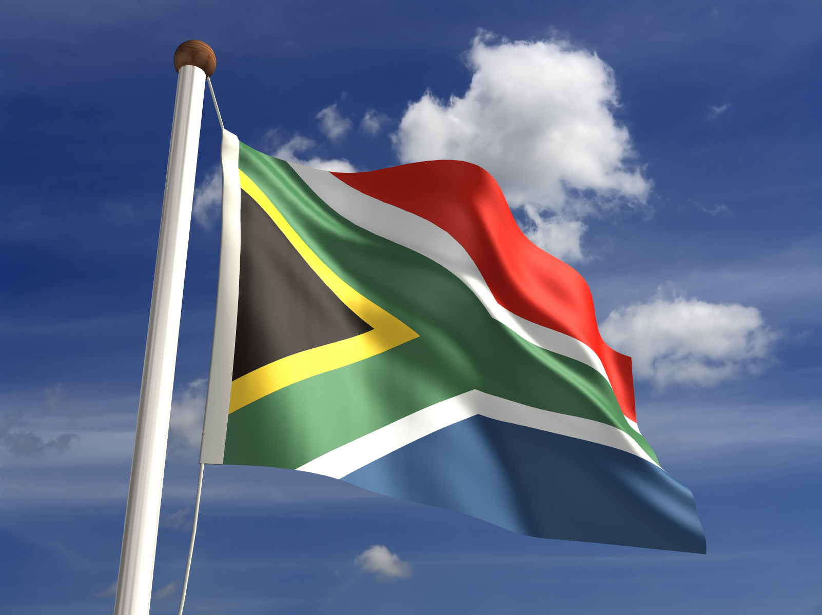 free download south african national flag wallpapers