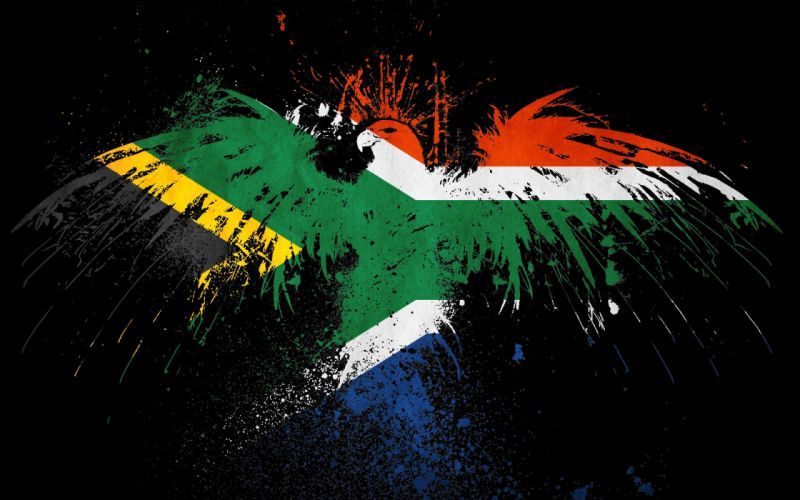 south africa flag new wallpapers download