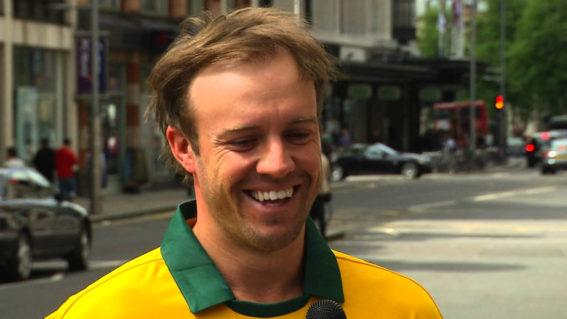 Smiling AB de Villiers cricket player south africa hd wallpapersdownload