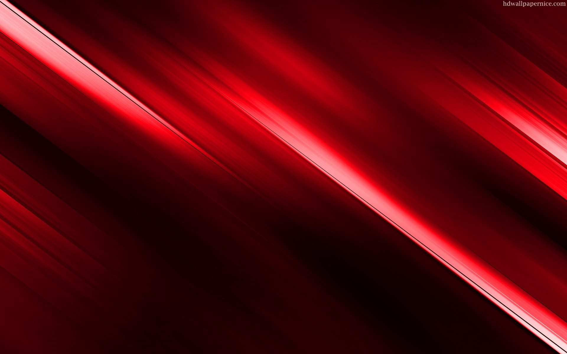 The Best Red Abstract Wallpaper  Background