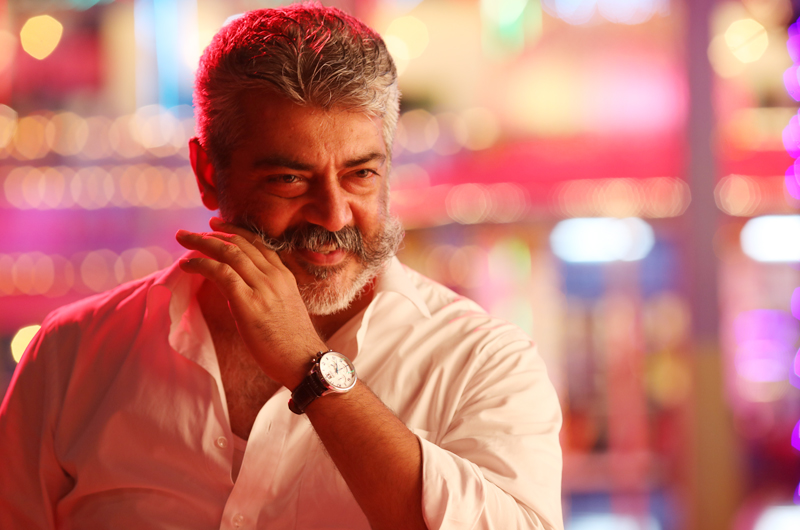 stunning mobile wallpaper ajith picture Viswasam movie stills