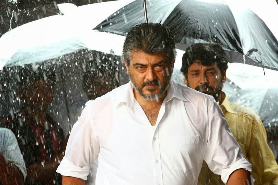 thala ajith excellent look in veeram mobile desktop wallpaper photos