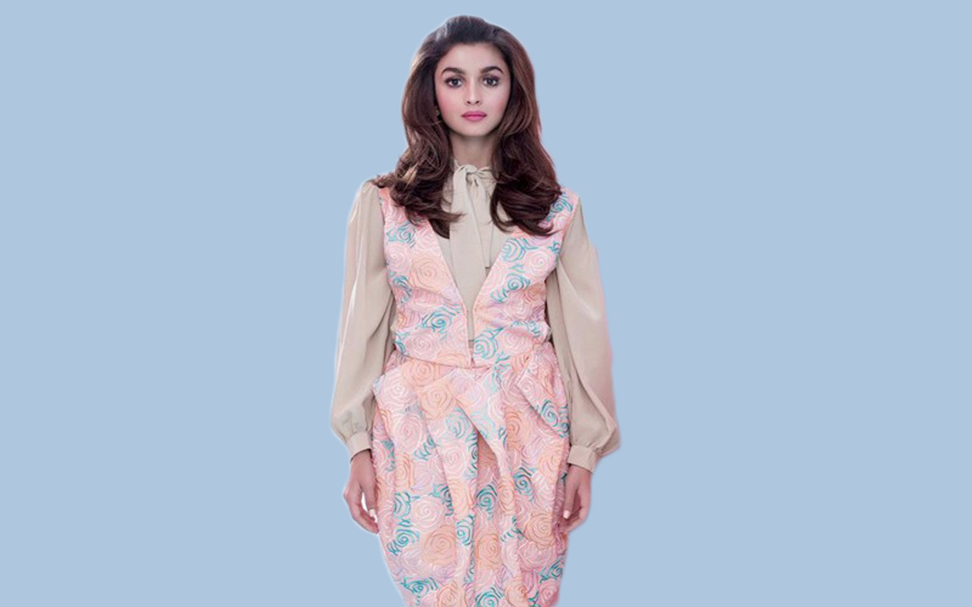 Alia Bhatt Modern Stylish Look Mobile Background Hd Images Free