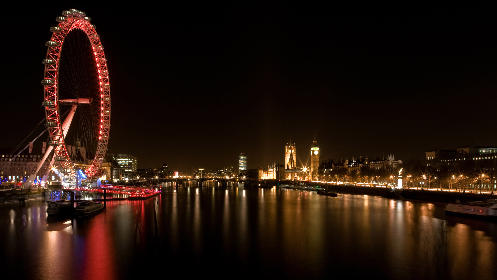 amazing thames river at night pictures images wallpaper download