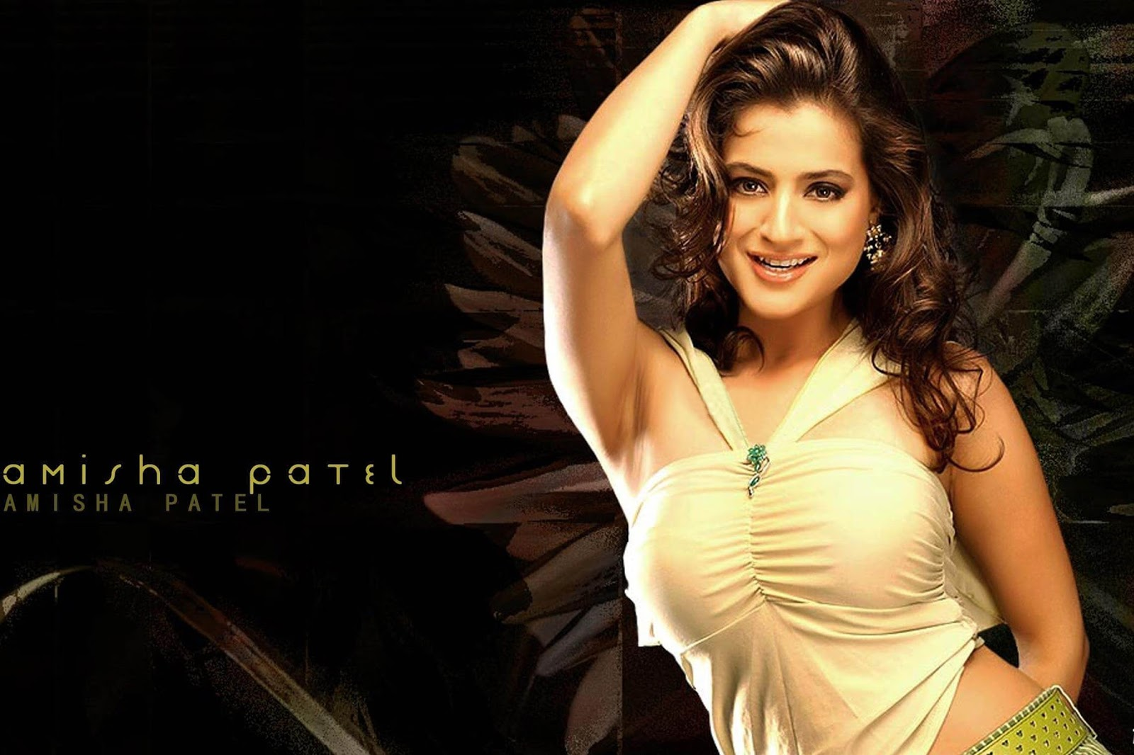 amazing amisha patel look background mobile desktop images free hd