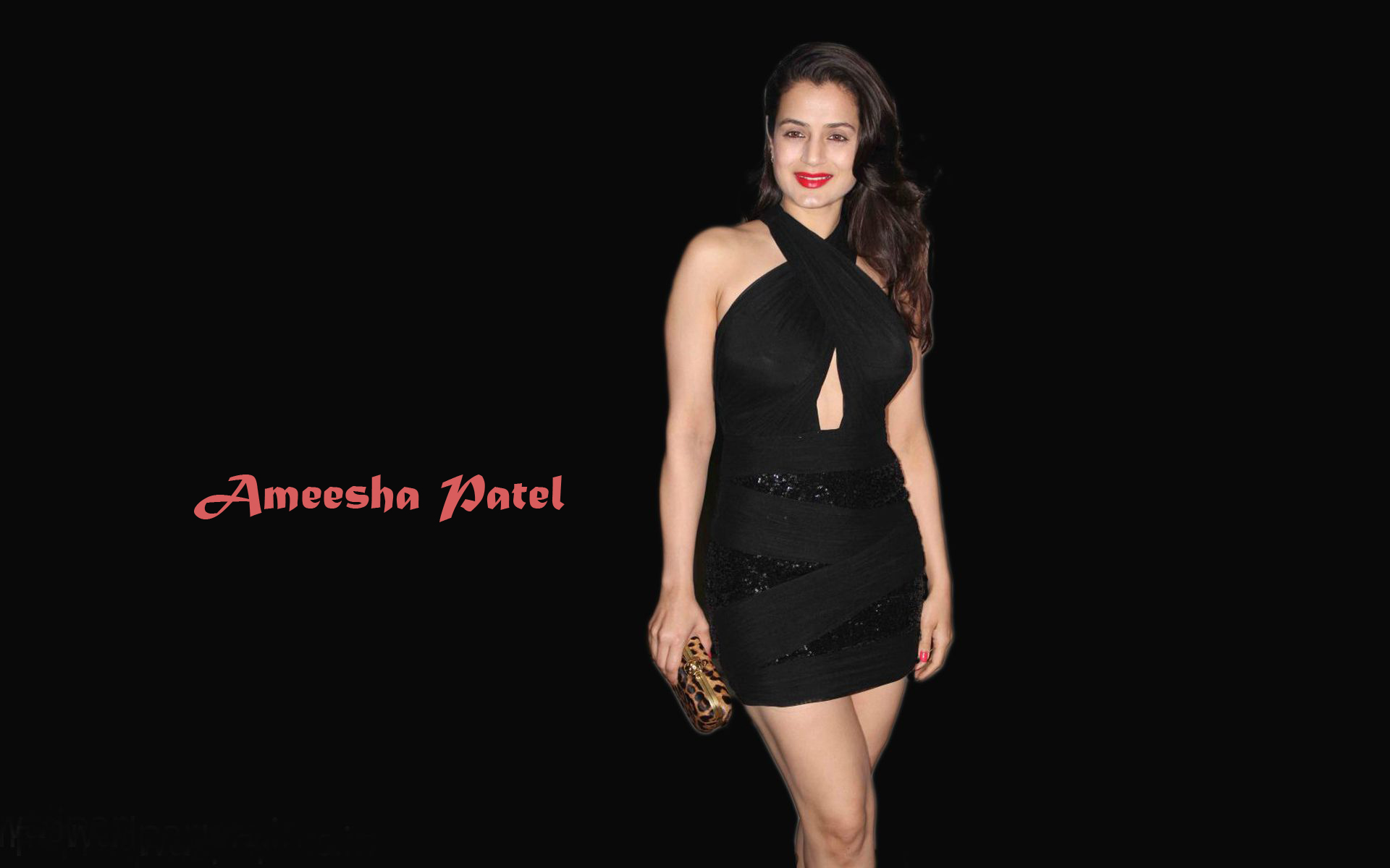 lovely ameesha patel cute desktop mobile background hd wallpaper free