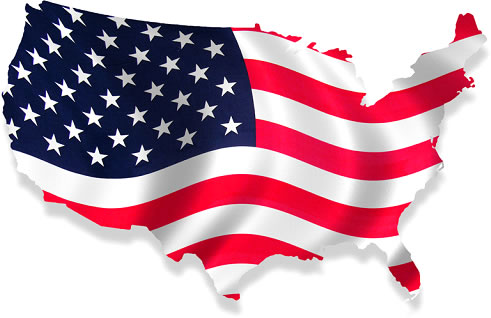 american usa flag as us map shape wallpaper download
