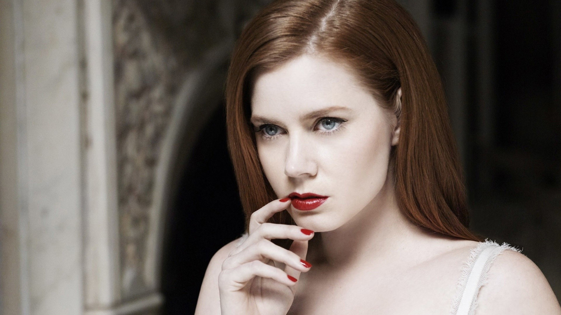hd amy adams wonderful eye look pose mobile background desktop pics free