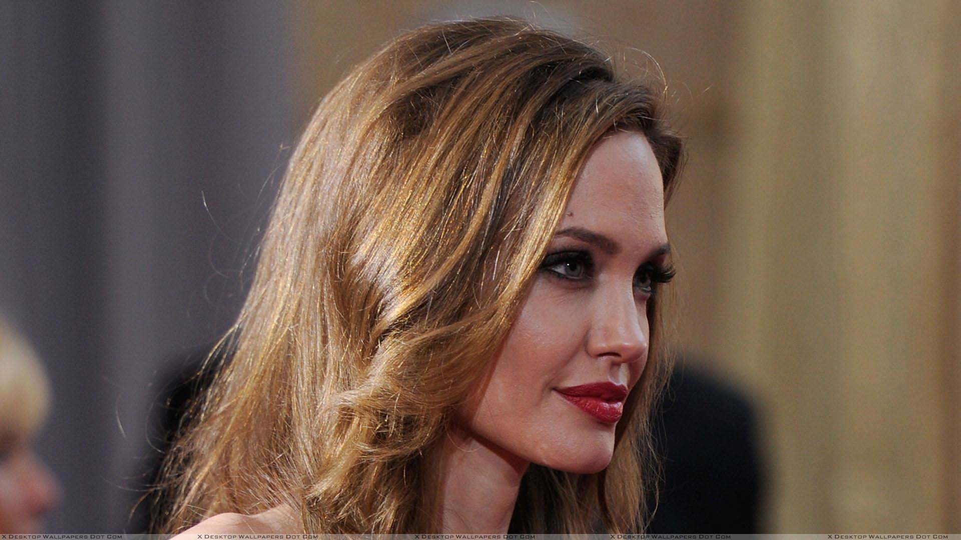 angelina jolie red lips beautiful romantic face modern images download hd