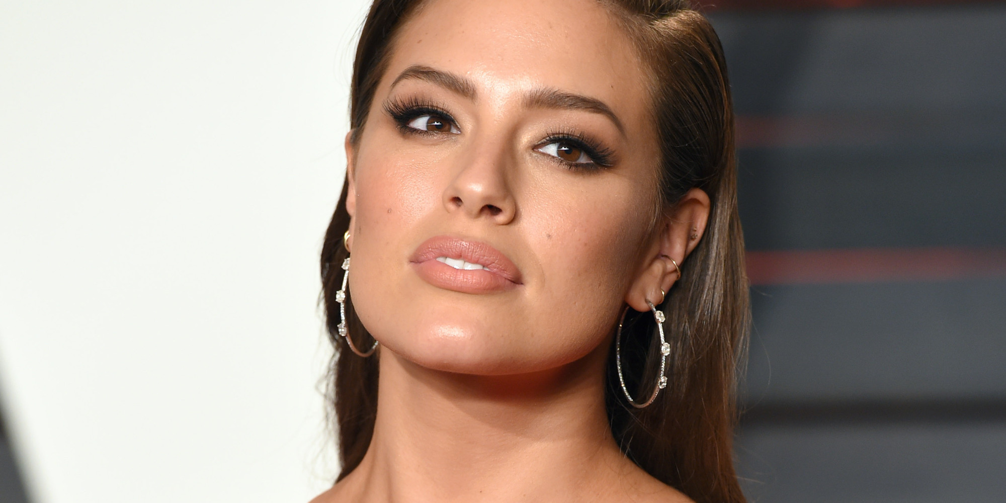 Ashley Graham Facebook Cover Image