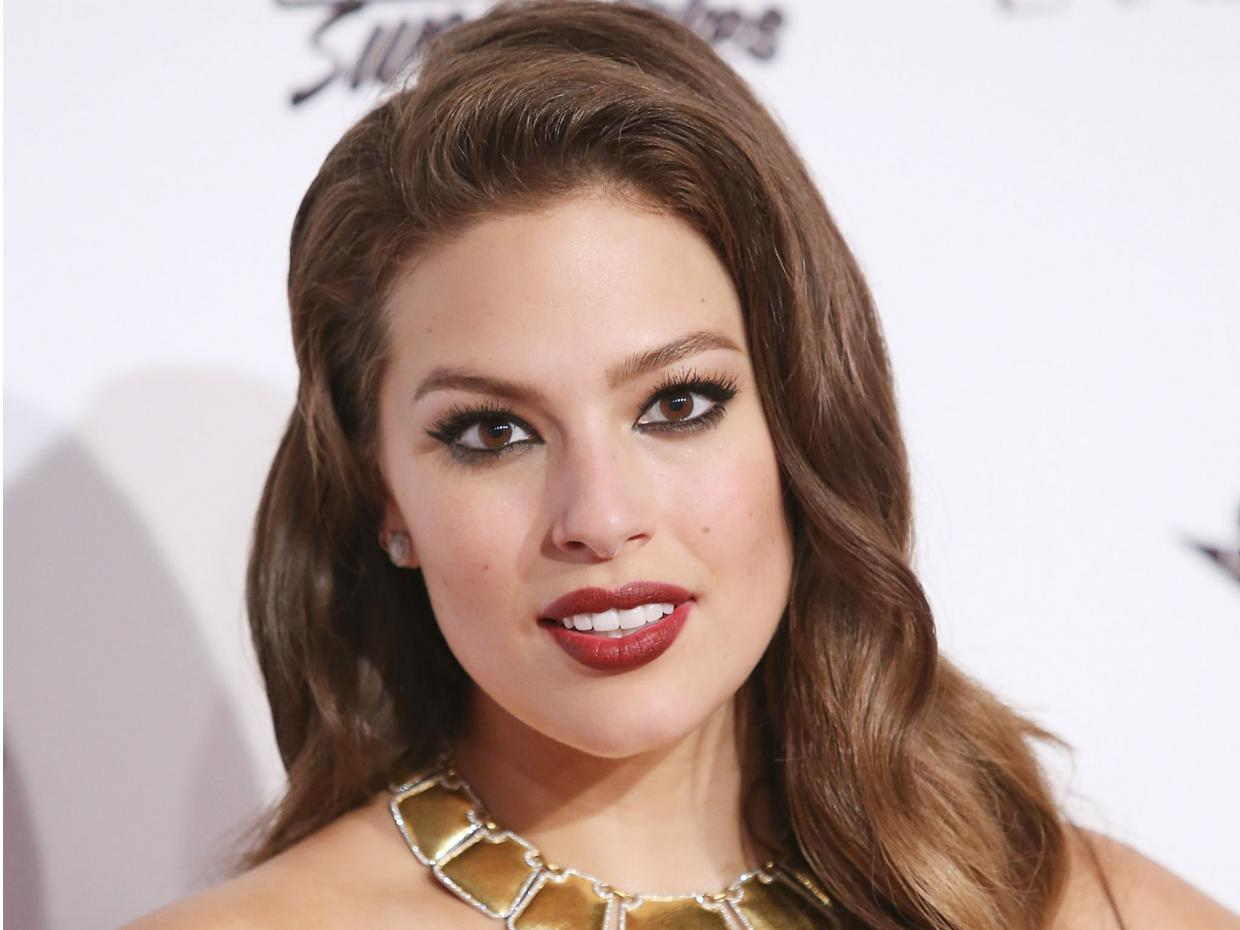 lovely ashley graham pictures