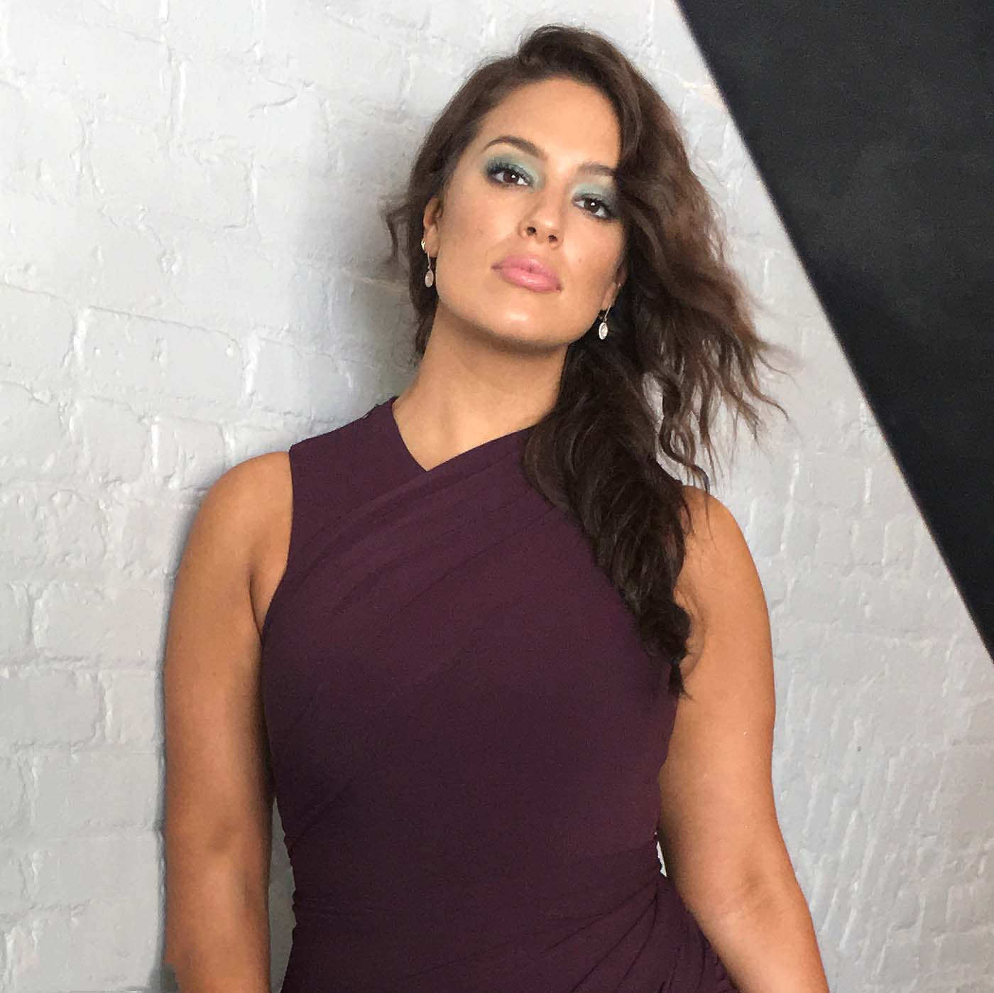 stylish ashley graham pictures