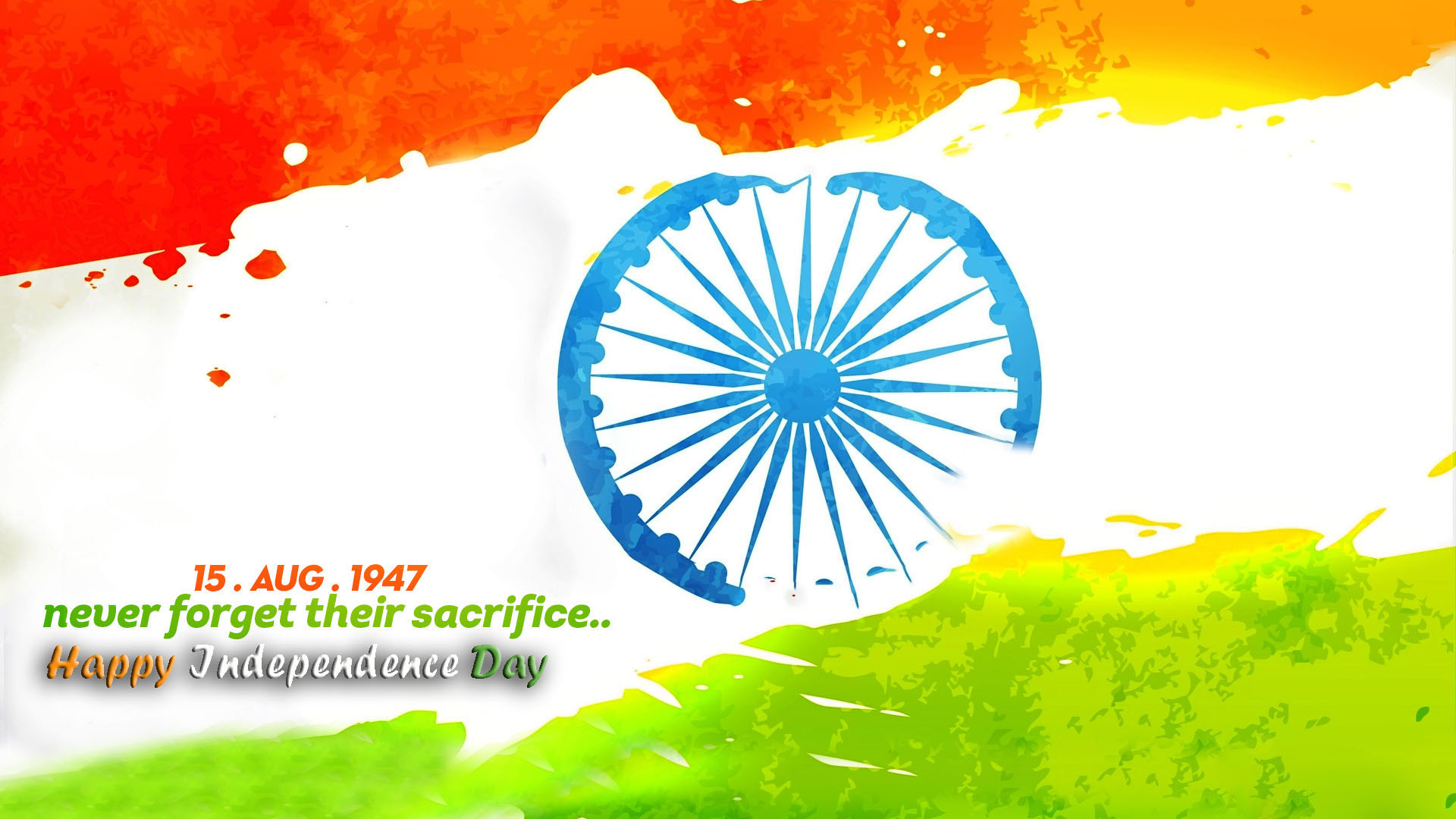Indian Flag Independence Day Cover Photos Pics Download