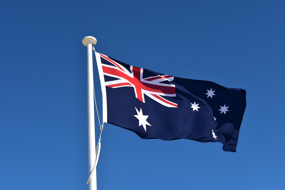 australia flag hd background wallpaper