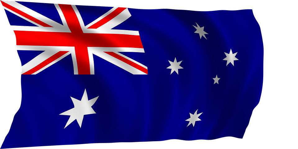australian flag high resolution wallpaper