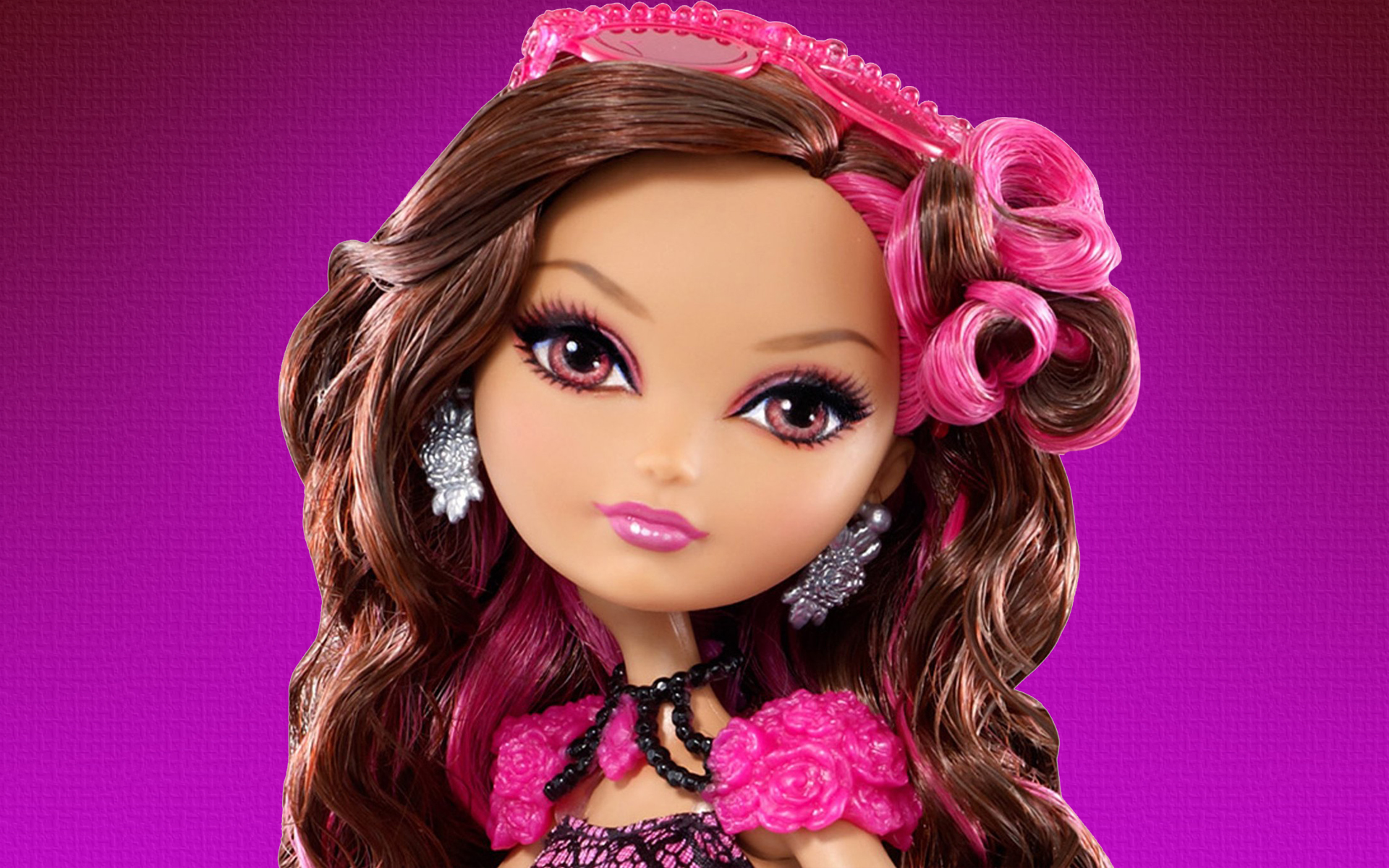 cute and beautiful barbie doll wallpapers