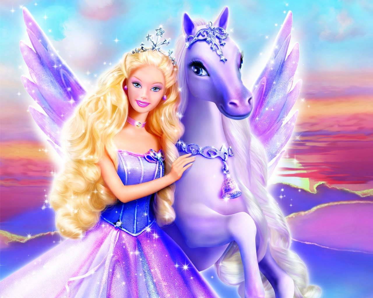 free beautiful barbie doll hd wallpapers