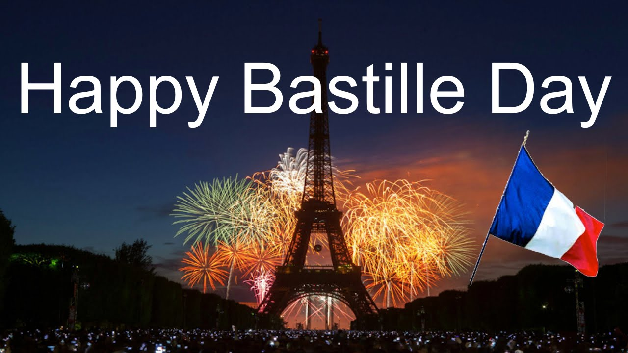 bastile national day of France celebrations wallpaper