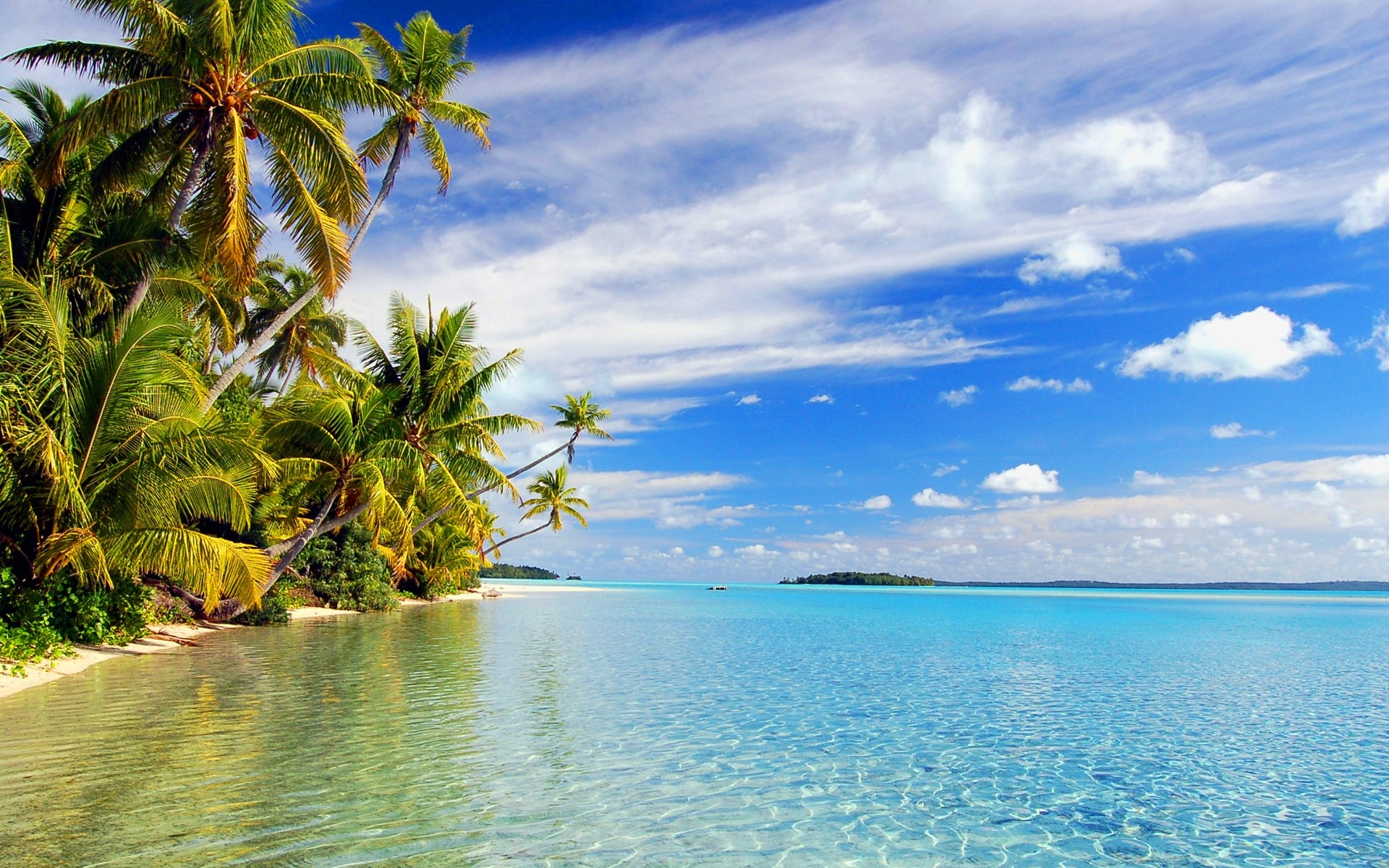 pictures hd download tropical beach wallpapers