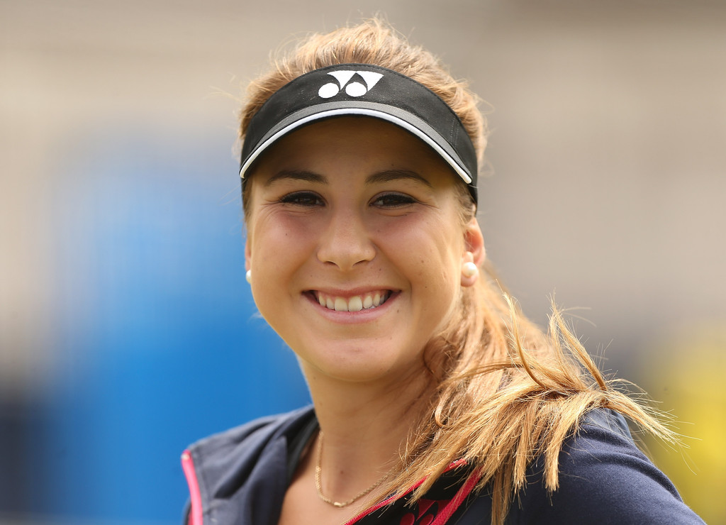 amazing belinda bencic stylish look mobile free download background photos hd