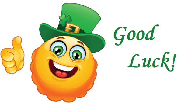 desktop messages good luck hd smiley photos