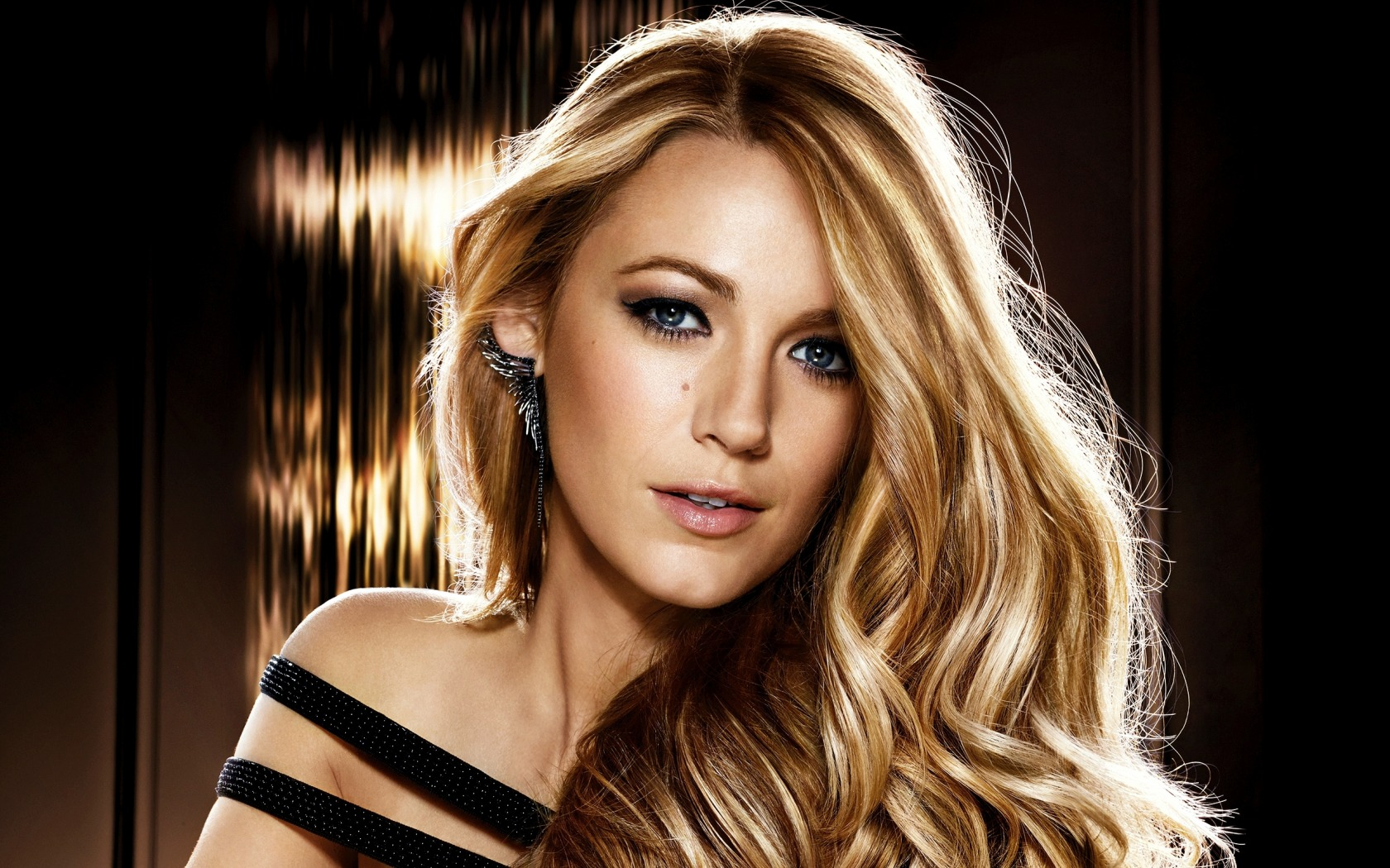 Cute Blake Lively Beautiful Smile Mobile Hd Download Free Photos