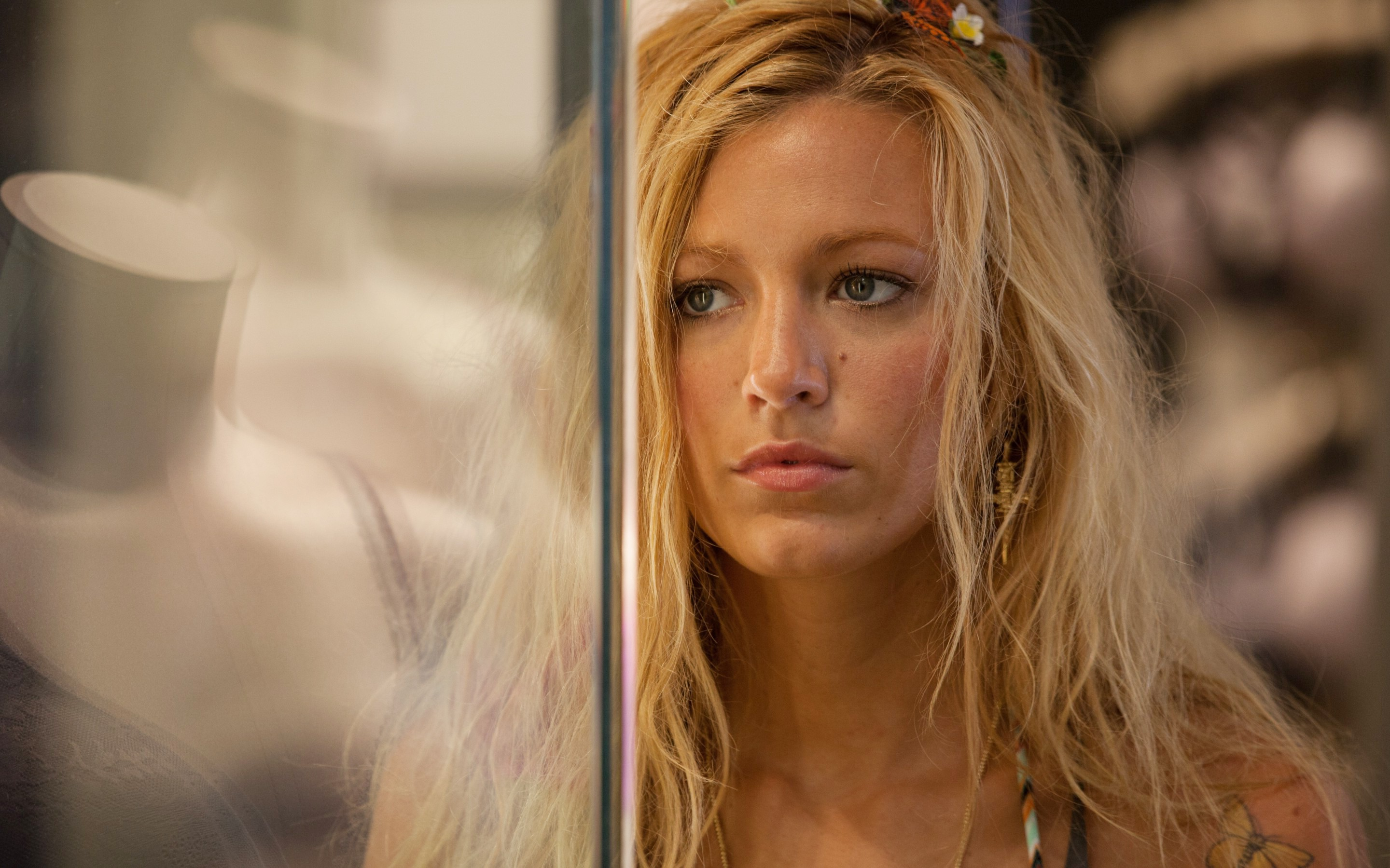 Lovely Blake Lively Face Free Background Hd Mobile Pictures