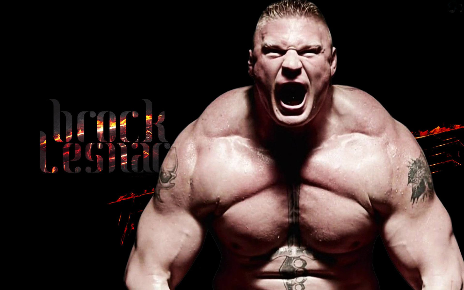 Brock Lesnar Best Hd Mobile Background Pictures