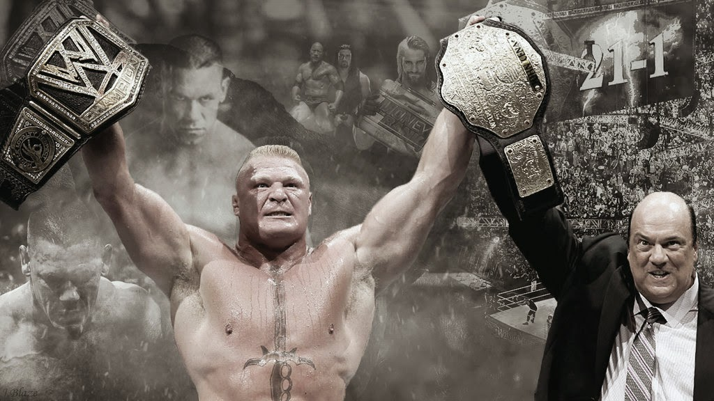 Brock Lesnar Best Hd Mobile Wallpaper