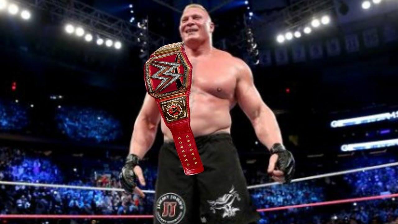 Brock Lesnar Universal Championship Mobile Desktop Hd Photos