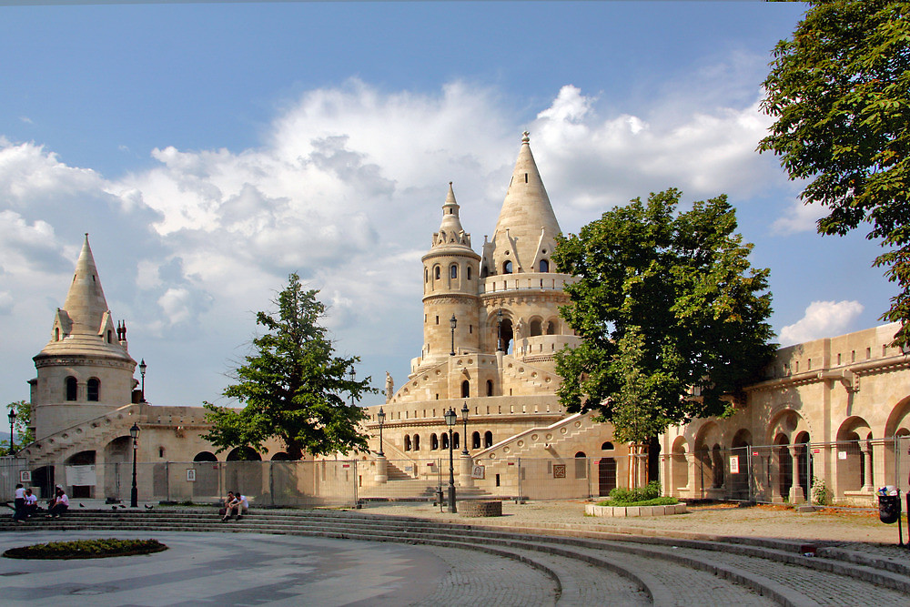 desktop wallpapers fishermans bastion - photo #5