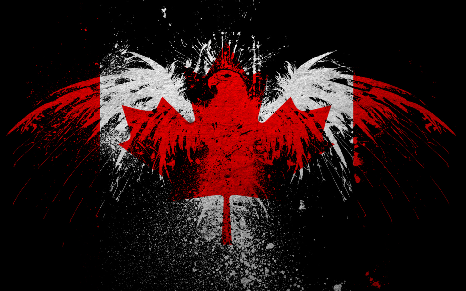 attractive canadian flag images