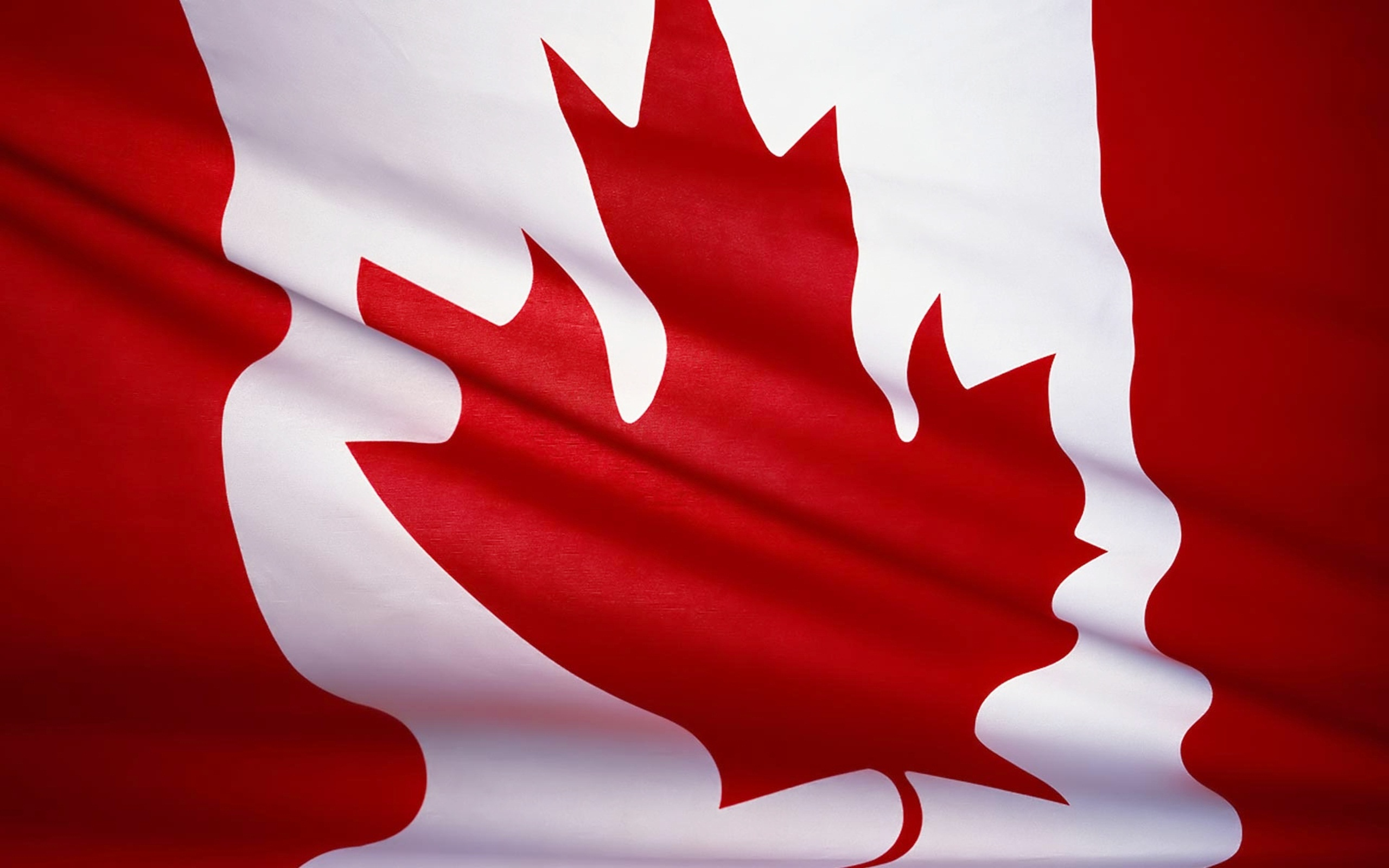 canadian flag high quality wallpaper