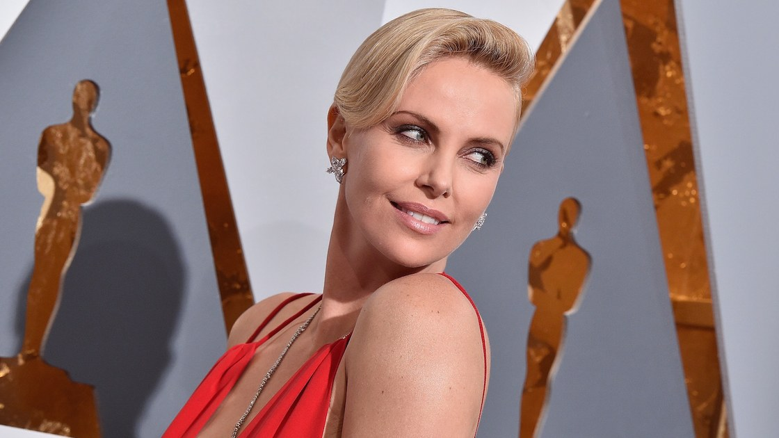 Awesome Charlize Therons Wallpaper For Smart Phone