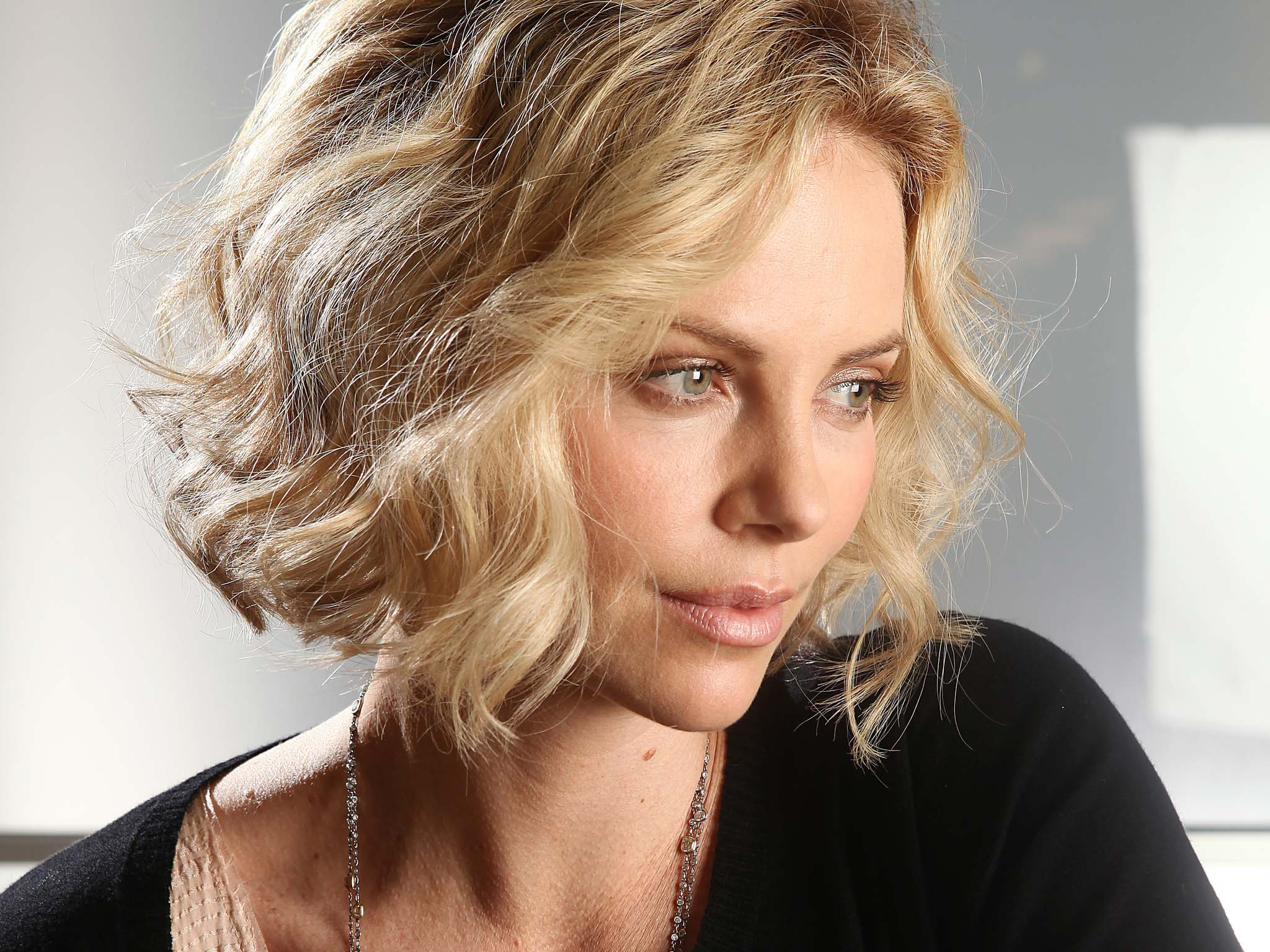 Desktop Charlize Therons Wallpaper Free Download