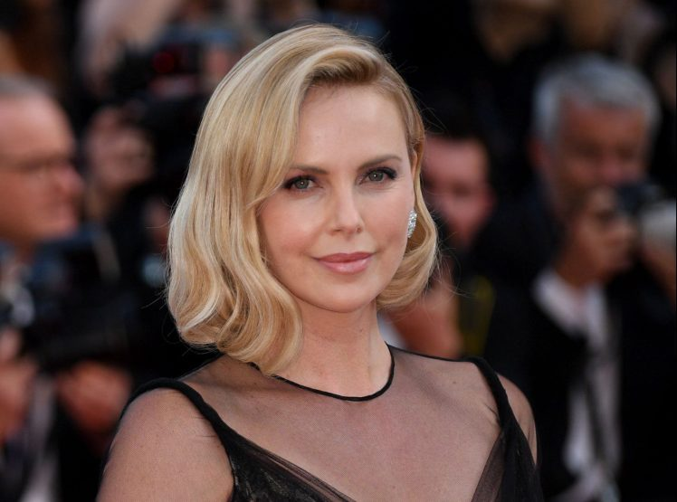 desktop exclusive charlize therons images free download