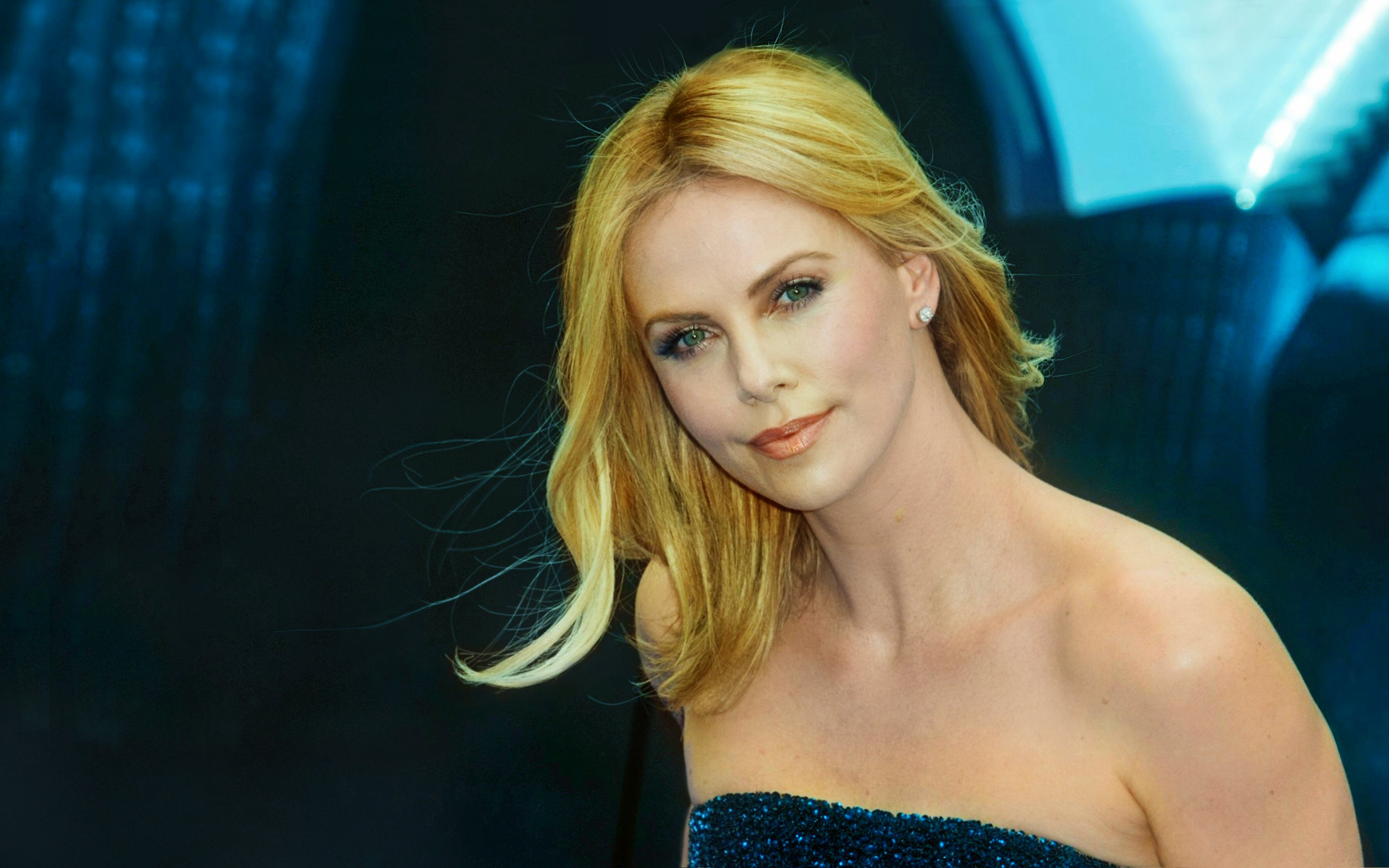 desktop exclusive charlize therons pictures free download