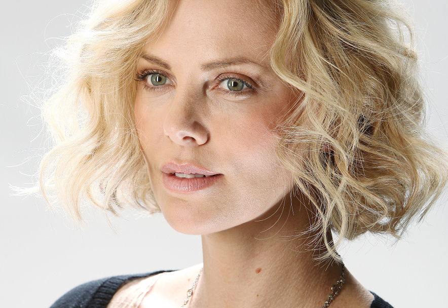 free charlize theron nice mobile hd desktop background photos hot