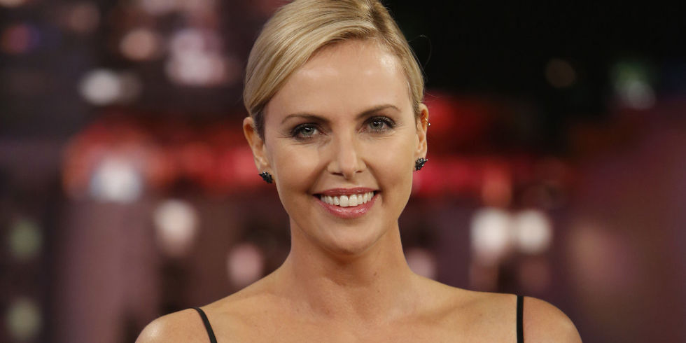 free high definition cute charlize therons scenery download