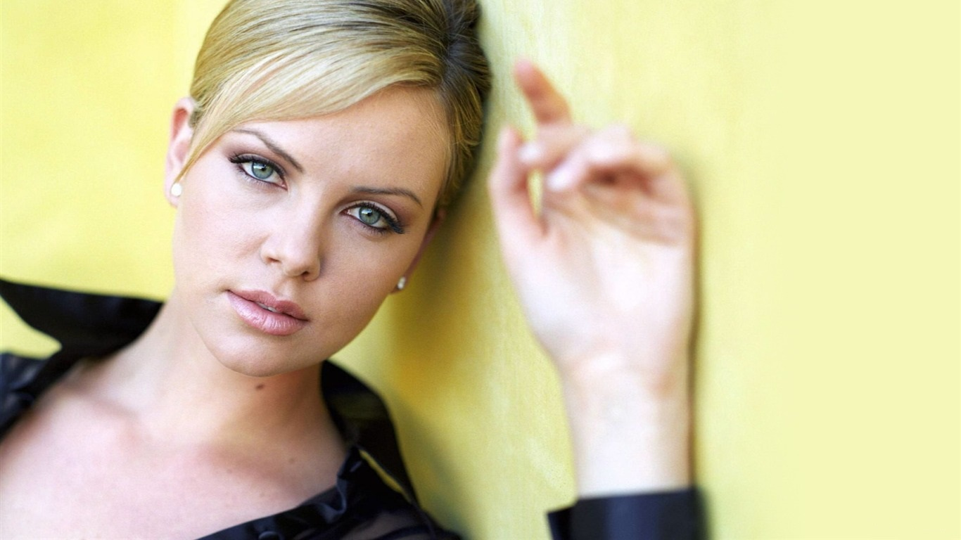 hd charlize theron cute download free computer images