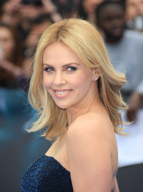 Lovely Charlize Theron Style Download Background Hd Free Images