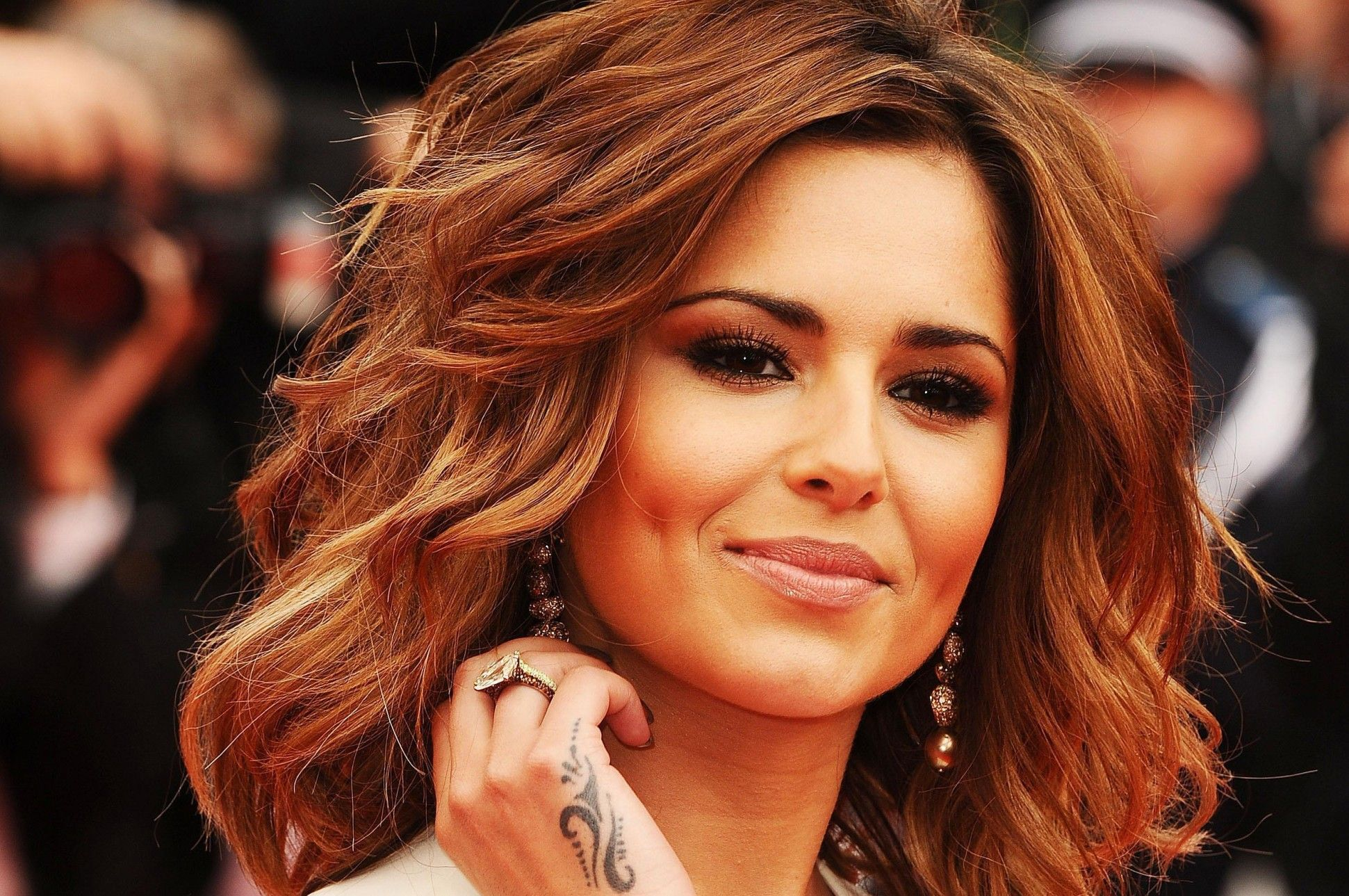 Free Majestic Cheryl Cole Images For Mobile
