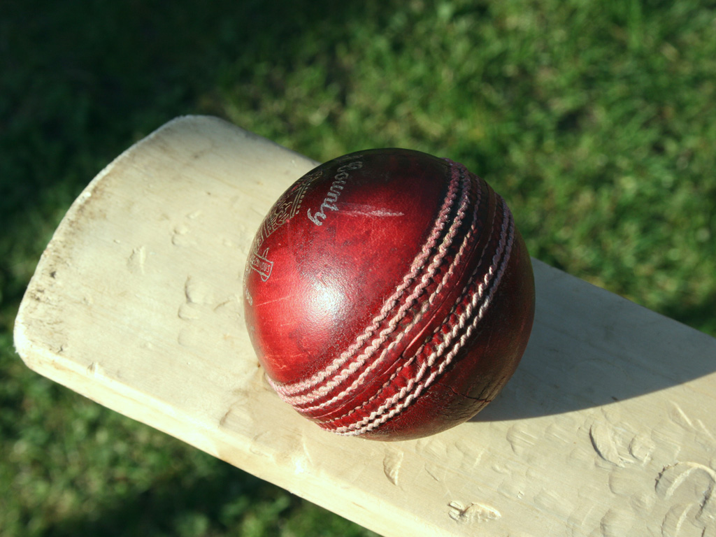 cricket ball bat new hd wallpapers