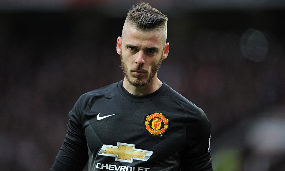 david de gea spain soccer hd free desktop pictures