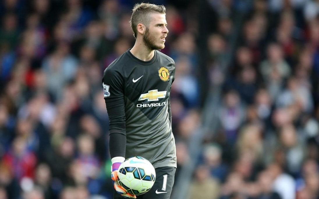 david de gea spain soccer team hd images