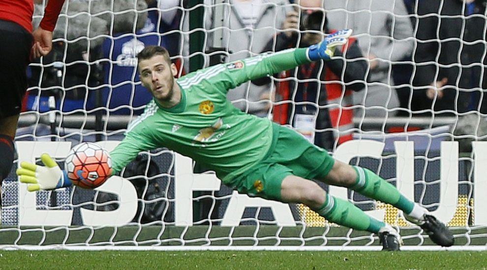 Desktop David De Gea Mobile Hd Amazing Save Goal Photos