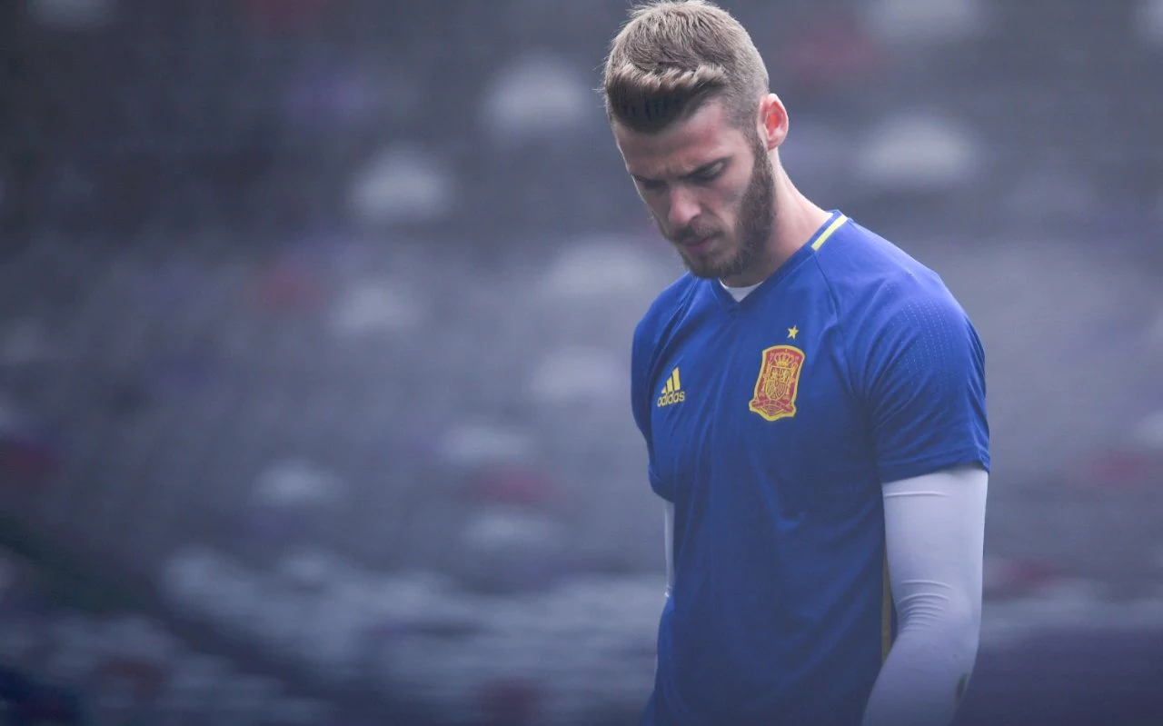 download spain soccer david de gea free hd mobile background jpg