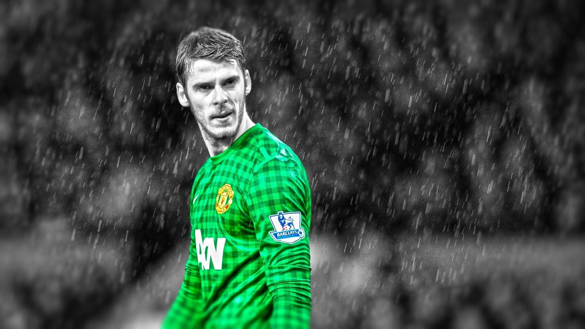 Manchester Uniteds David De Gea Best Hd Wallpapers